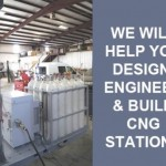 CNG Consultation We will help you Design, engineer and Build your CNG station